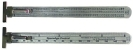 Precision-etched 6-inch (150-mm) stainless steel ruler with depth marker and fraction to mm converversion table